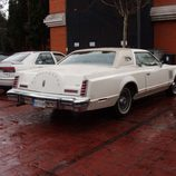 Lincoln Continental Mark V coupe 1978 - rear view