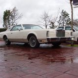 Lincoln Continental Mark V coupe 1978