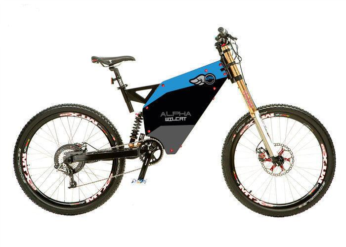 Alpha Motocicletas - Wildcat base