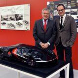 Ferrari Top Design School Challenge Manifesto - Jurado