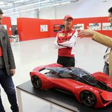 Ferrari Top Design School Challenge - proyecto Manifesto