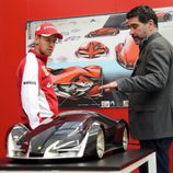 Ferrari Top Design School Challenge Manifesto - Vettel