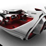 Ferrari Top Design School Challenge - proyecto FL