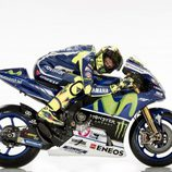 YAMAHA YZR-M1 ROSSI LATERAL