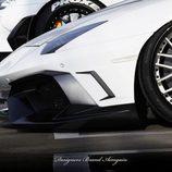 Lamborghini Aventador Aimgain - Parte Frontal