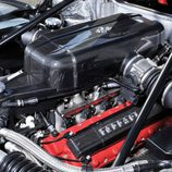 Ferrari Enzo reconstruido - Vano Motor