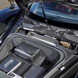 Ferrari Enzo reconstruido - Capó Delantero