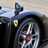 Ferrari Enzo reconstruido - Detalle Frontal