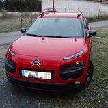 Citroën  C4 Cactus BlueHDI 100 S&S - frontal arriba