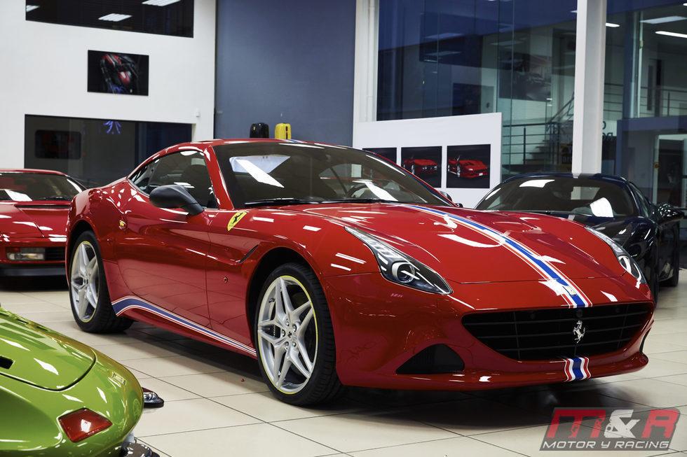 Ferrari California T tailor made -