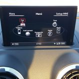 Audi A3 Sedán - pantalla