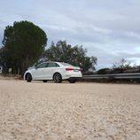Audi A3 Sedán - zaga