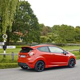 Ford Fiesta ST - lateral