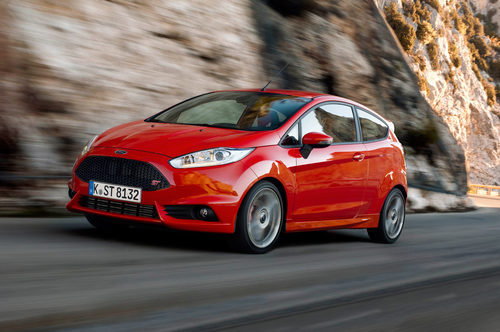 Ford Fiesta ST - rivales