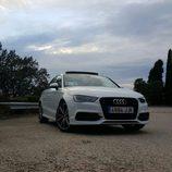 Audi A3 Sedán - morro