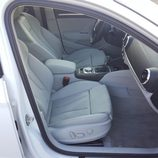 Audi A3 Sedán - asientos