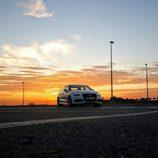 Audi A3 Sedán - atardecer
