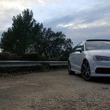 Audi A3 Sedán - parking