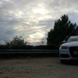 Audi A3 Sedán - parrilla