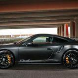 Porsche 911 Turbo S - lateral