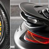Porsche 911 Turbo S - llanta