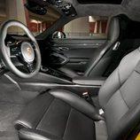Porsche 911 Turbo S - habitáculo