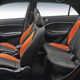 Hyundai i20 active - asientos