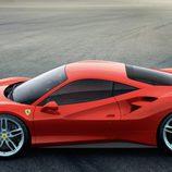 Ferrari 488 GTB - lateral