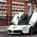 laferrari - blanco