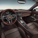 911 carrera s cabriolet - interior