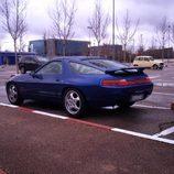 Porsche 928 GTS 1992-1995 - parking trasero
