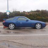 Porsche 928 GTS 1992-1995 - parking lateral