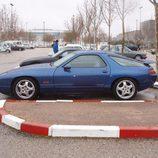Porsche 928 GTS 1992-1995 - parking side