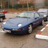 Porsche 928 GTS 1992-1995 - parking front