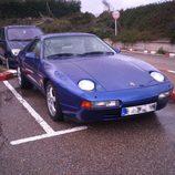 Porsche 928 GTS 1992-1995 - aparcado up