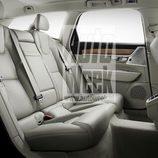 Volvo V90 - asientos traseros