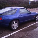Porsche 928 GTS 1992-1995 - detalle