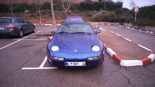 Porsche 928 GTS 1992-1995 -