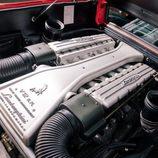 Lamborghini Diablo SV 1999 - engine