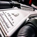 Lamborghini Diablo SV 1999 - motor