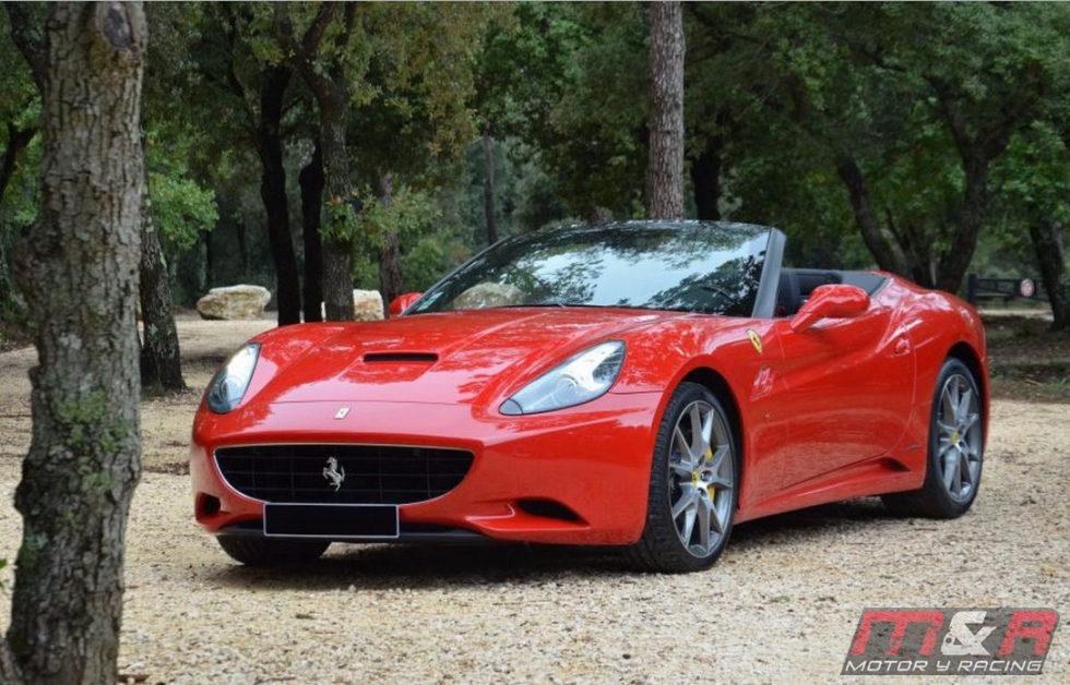 Ferrari California 2010 Manual -