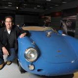Coleccion Porsche Jerry Seinfeld -Porsche 550 -