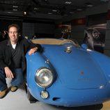 Coleccion Porsche Jerry Seinfeld -550 Spyder -
