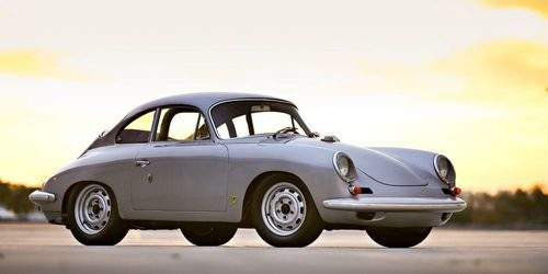 Coleccion Porsche Jerry Seinfeld -356 coupe