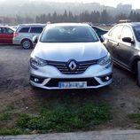 Renault Megane 2016 - frontal