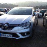 Renault Megane 2016 - logo