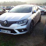 Renault Megane 2016 - faros