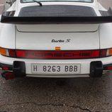 Porsche 930 Turbo - trasera
