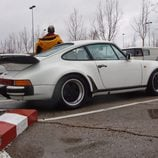 Porsche 930 Turbo - lateral