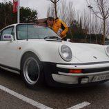Porsche 930 Turbo - faros